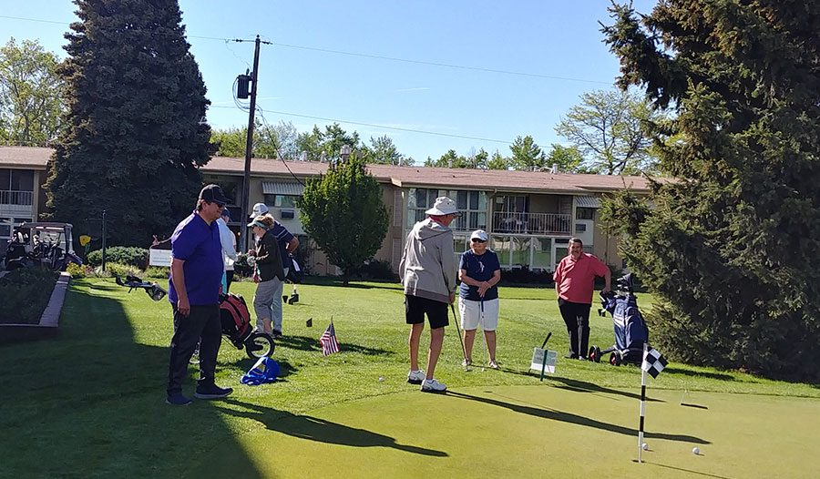 Windsor Gardens Memorial Day Golf Tournament 2019