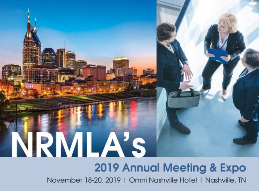 NRMLA's 2019 Annual Meeting